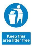 Keep Litter Free